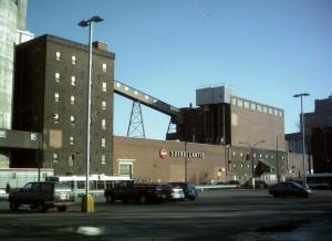 Raffinerie de sucre Lantic, 4026 rue Notre-Dame est