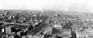 Panorama des années 1930-1940.