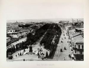 Boulevard Tverskoy, Moscou