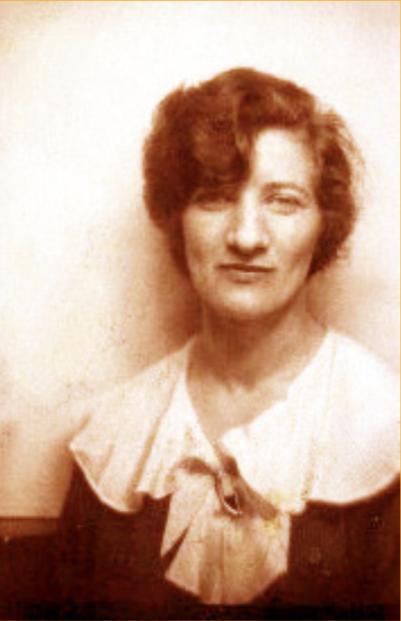 Léa Roback, années 1930 Archives de la Bibliothèque publique juive